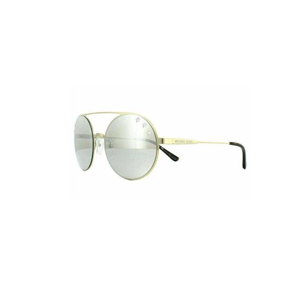 Michael Kors Round Style Gold Mirrored Lens.